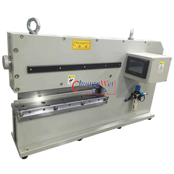v-cut pcb depaneling machine, CWVC-480J