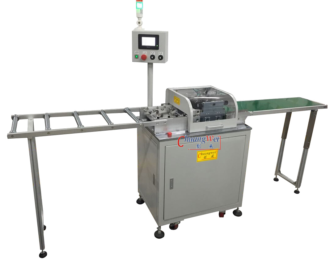 Separation of PCBs-PCB Cutting Machine,CWVC-5