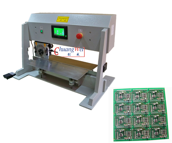 Automatic PCB Depanelizer,CWV-1A