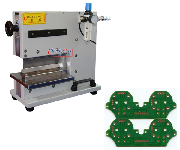200 Length PCB Separation with V Groove,CWVC-200J