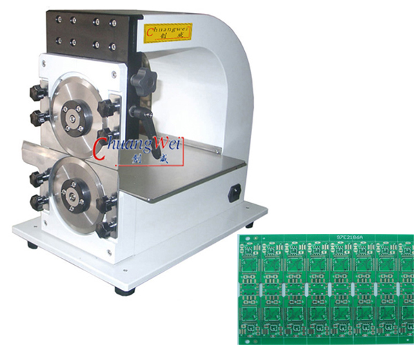 Household Electrical Appliance pcb depanelizer,CWVC-1S