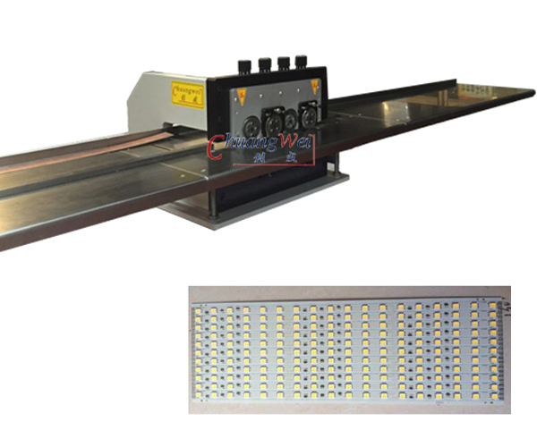 4 Blades LED Strip Separator for PCB Panels,CWVC-4S