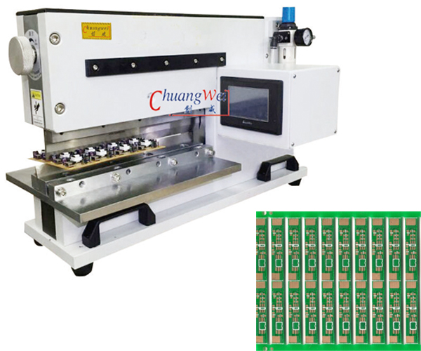 PCB Depanelizer Manufactory with Imported Blades,CWVC-330J