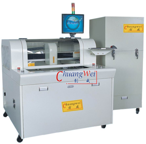 Routing-PCB Boards Depanelers Equipments,CW-F01