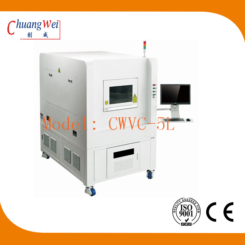 Inline PCB Laser Cutting Machine, CWVC-5L