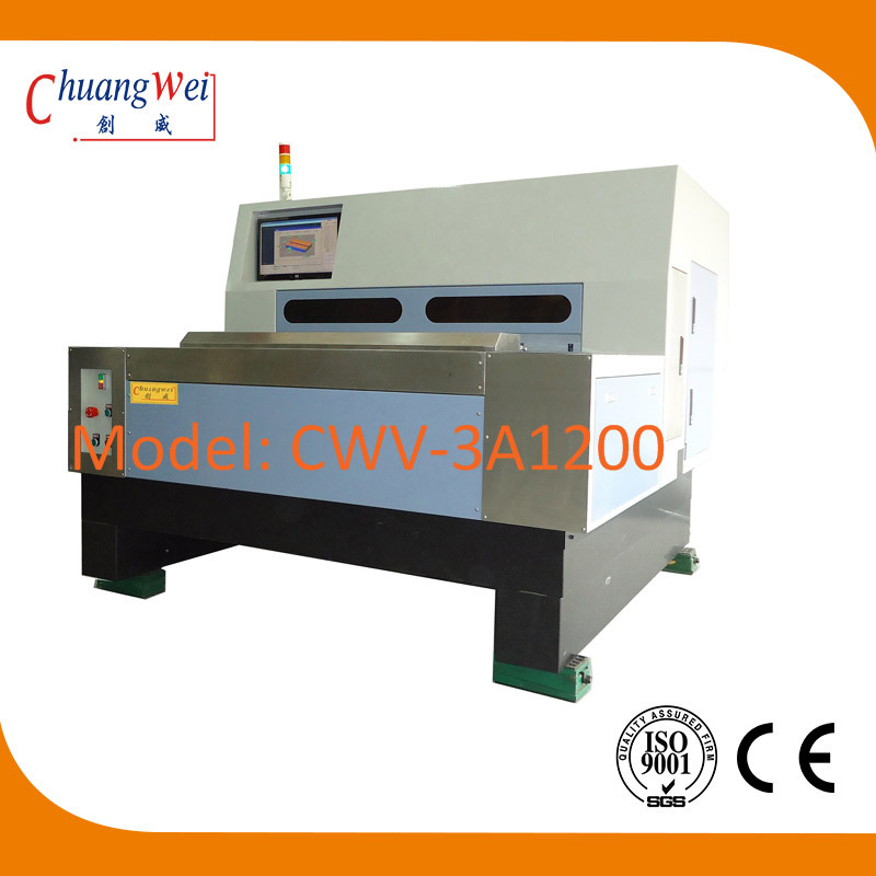 CNC V-cut Machine, CWV-3A1200