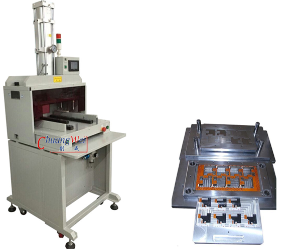 FPC Panel Punching Machine,CWPE
