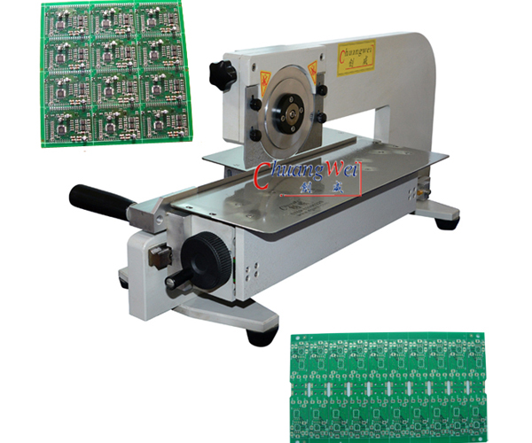 Hand Push PCB Cutter,PCB Cutting Machine,CWV-2M