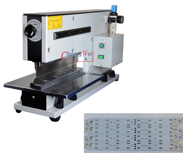 Mobile Phone pcb depanelizer,CWVC-400J