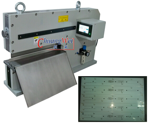 Pcb Cutting Machine Wholesale, Pcb Cutting Suppliers,CWVC-450J
