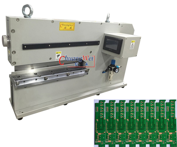 Mobile Phone pcb depanelizer,CWVC-480J