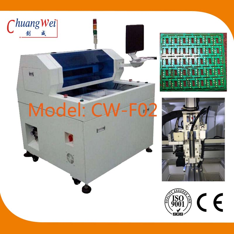 PCB drilling equipment, CWVC-F02