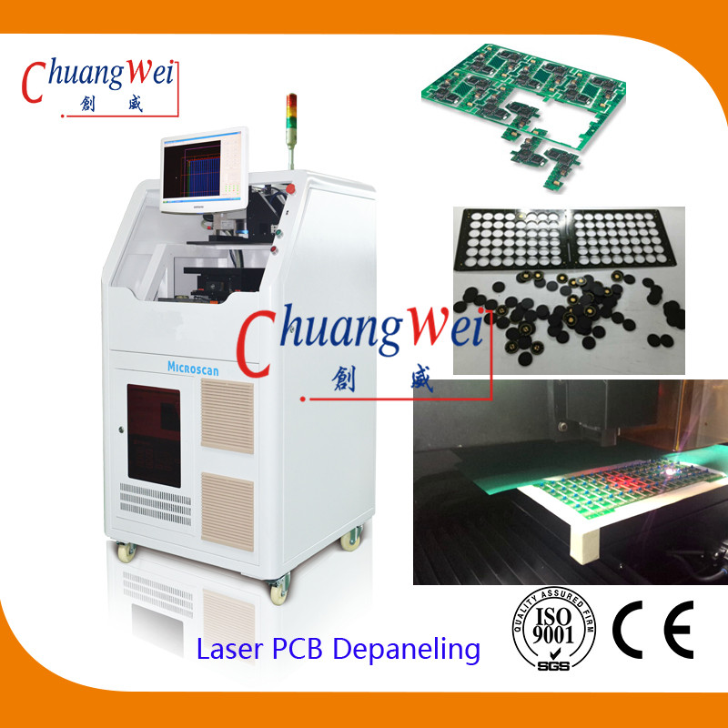 Inline Laser Depaneling Machine