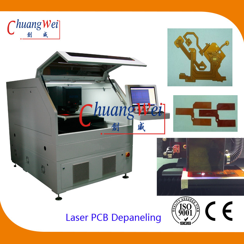 Laser PCB Separator with 10W Laser Imported from USA,CWVC‐5S