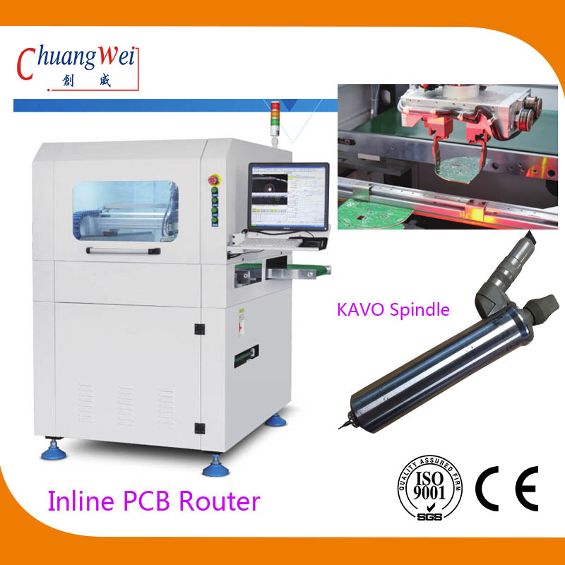 Inline PCB Router