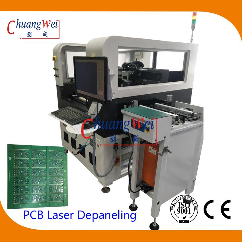 Inline Laser Depaneling